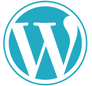 The Wordpress CMS Logo