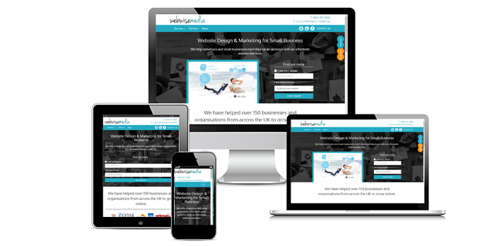 built for mobile web wise media