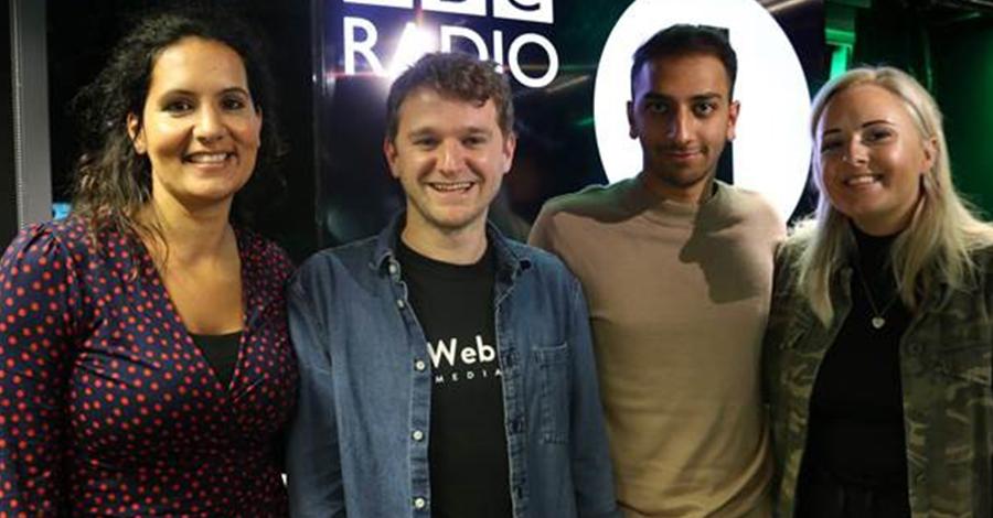 BBC Radio 1 Life Hacks Podcast feat Dan Wiseman of Web Wise Media
