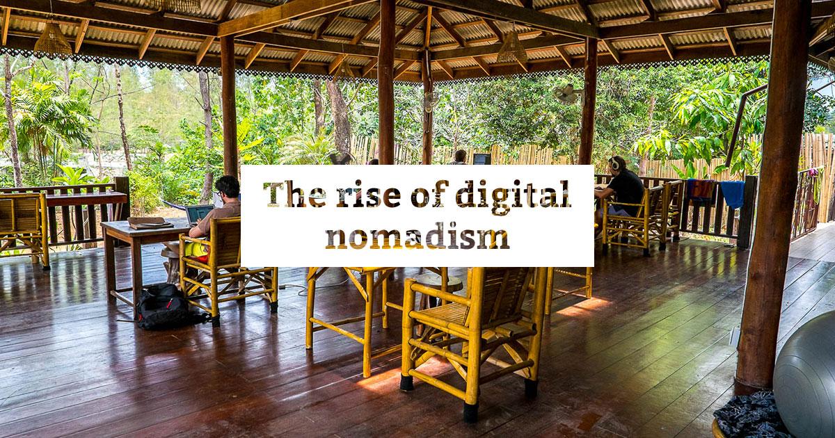 Digital nomadism