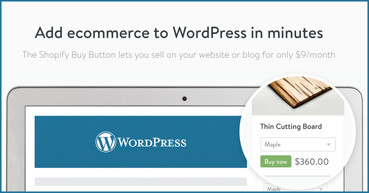 The best way to sell on WordPress