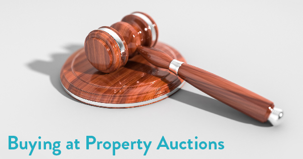 A picture to represent Buying at Property Auctions